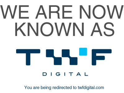 We are now known as TWF Digital